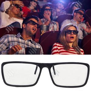 Passive Polarized 3D Glasses For TV Real 3D Cinema   Accessories & Supplies for Electronics for sale in Lagos State, Ikeja