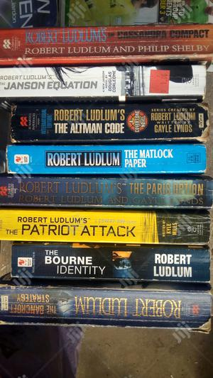 Robert Ludlum Collection | Books & Games for sale in Lagos State, Yaba