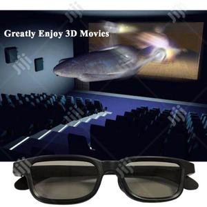 3D Glasses Polarized Lenses For Cinema, 3D T.V   Accessories & Supplies for Electronics for sale in Lagos State, Ikeja