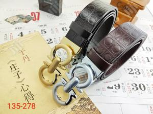 Italian Classic Men's Belts   Clothing Accessories for sale in Lagos State, Lagos Island (Eko)