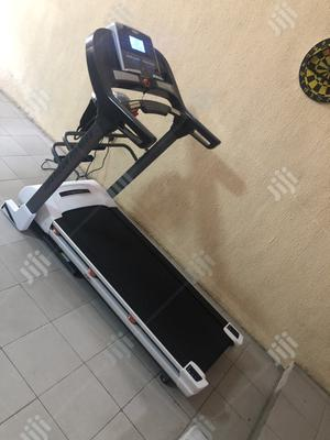 Brand New 2.5hp Treadmill With Massager   Sports Equipment for sale in Oyo State, Ibadan