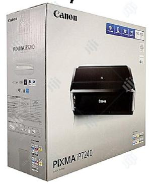 Canon Pixma IP7240 (CD/DVD/Plastic I.D Card Printer | Printers & Scanners for sale in Lagos State, Ikeja