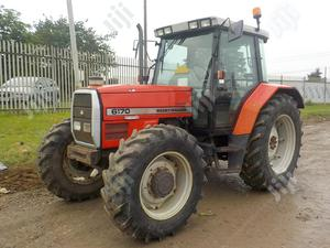 Massey Ferguson 170 HP Tractor 4wd With Air Condition   Heavy Equipment for sale in Lagos State, Ikeja