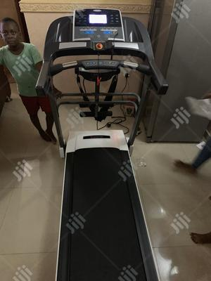 2.5hp Treadmill With Massager | Sports Equipment for sale in Akwa Ibom State, Uyo