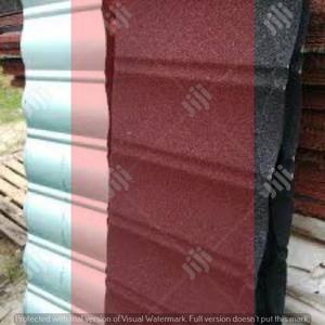 Anti Rust Classic Gerard Stone Coated Roofing & PVC Rain Gutter | Building & Trades Services for sale in Lagos State, Ibeju