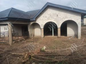 5bed Bungalow in Elebu Ibadan on Two Plot of Land for 13m | Houses & Apartments For Sale for sale in Oyo State, Oluyole
