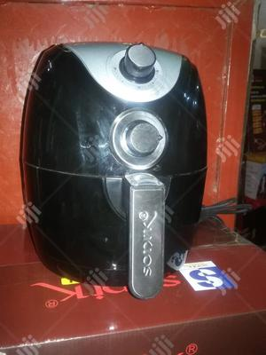 Sonik Quality Air Fryer   Kitchen Appliances for sale in Lagos State, Ojo