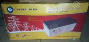 12v-200ah Deep Cycle Solar Battery | Solar Energy for sale in Lagos State, Ojo