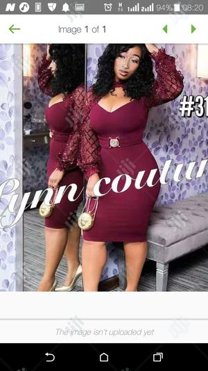 Lynn Couture New Formal Gown   Clothing for sale in Lagos State, Ikeja