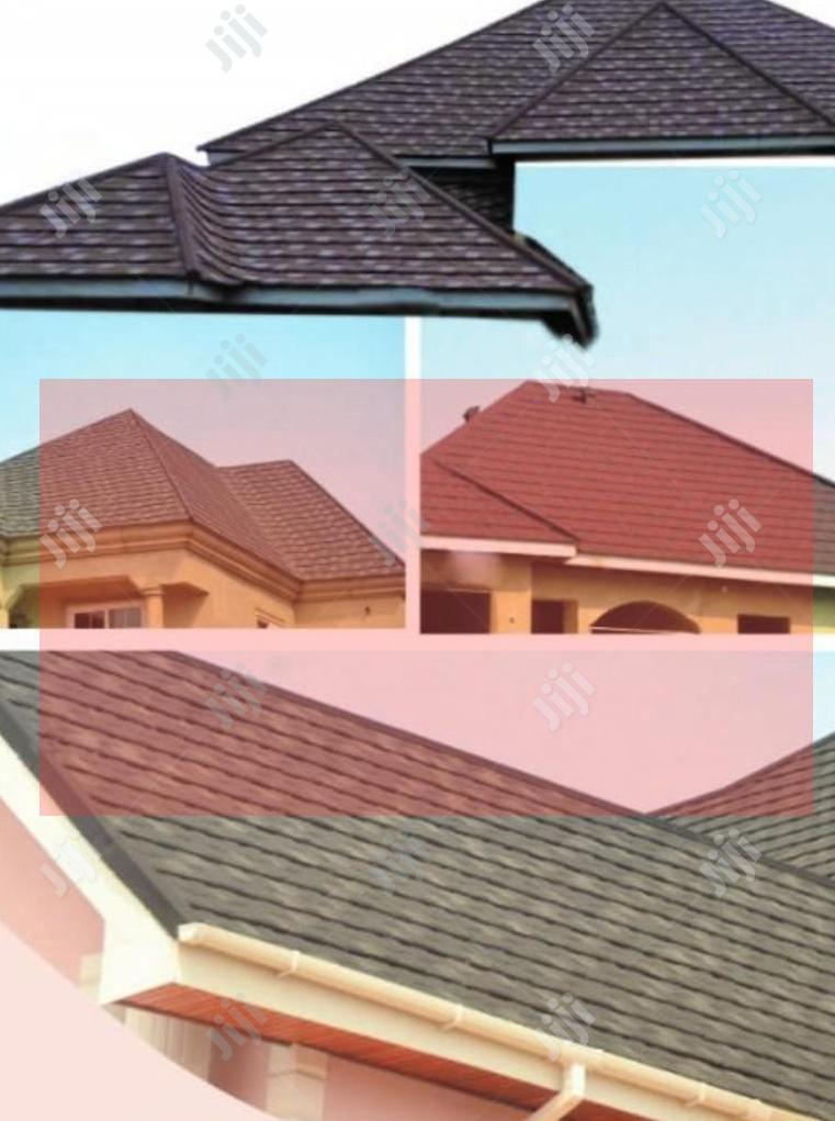 Durable New Zealand Stone Coated Roofing Sheets Bond