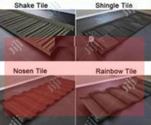 Durable New Zealand Stone Coated Roofing Sheets Nosen   Building Materials for sale in Rivers State, Abua/Odual