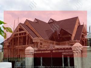 Durable New Zealand Stone Coated Roofing Sheets Shingle | Building Materials for sale in Rivers State, Akuku Toru