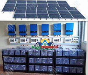 Extremely Rugged,Professionally Installed Solar Powered 30kva Inverter   Solar Energy for sale in Abuja (FCT) State, Wuse 2