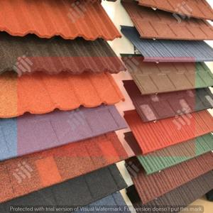 Anti Fade New Zealand Stone Coated Roofing Sheets Bond | Building Materials for sale in Rivers State, Khana