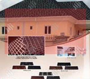 Shingle Anti Fade New Zealand Stone Coated Roofing Sheets | Building Materials for sale in Rivers State, Okrika