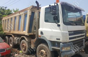 Tokunbo 35tons Tipper Truck DAF 85CF 480 Direct | Trucks & Trailers for sale in Lagos State, Apapa