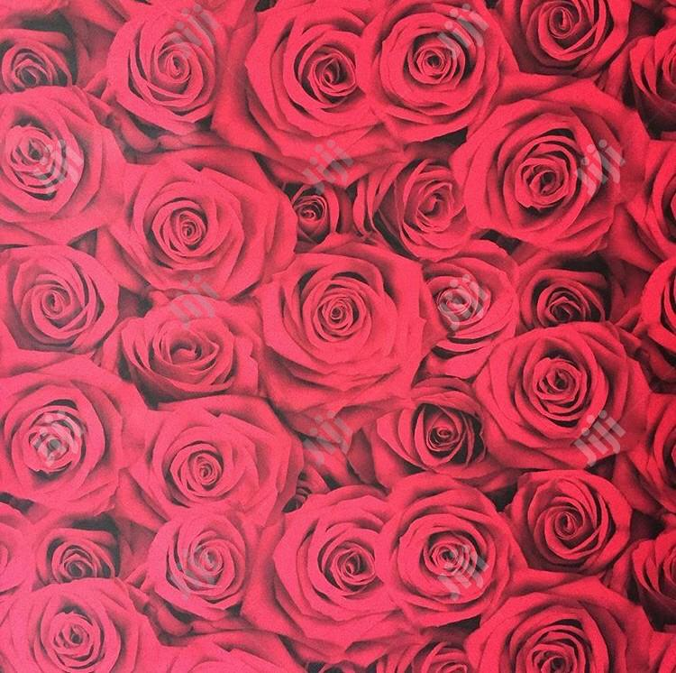 Rose Wallpaper   Home Accessories for sale in Yaba, Lagos State, Nigeria
