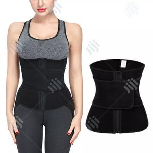 Latex Corset Tummy Belt Waist Trainer   Clothing Accessories for sale in Lagos State, Amuwo-Odofin