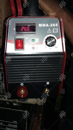Massaki Welding Machine Inverter 265 Amps   Electrical Equipment for sale in Lagos State, Lagos Island (Eko)