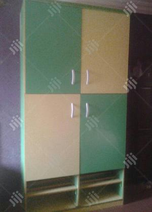 5x8 Hdf Wardrobe With Shoe Rack For Kids | Children's Furniture for sale in Lagos State, Ajah