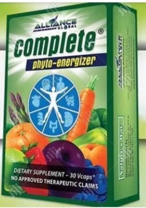 Complete Phyto Energizer - Alliance in Motion Products | Vitamins & Supplements for sale in Lagos State, Shomolu