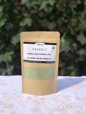 Organic Henna Leaf Powder 100g | Vitamins & Supplements for sale in Akwa Ibom State, Uyo