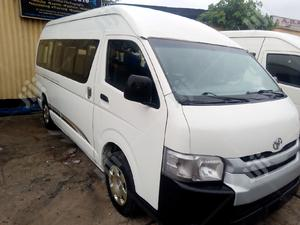 2015 Toyota Hiace Bus For Hire Or Rent | Logistics Services for sale in Lagos State, Victoria Island