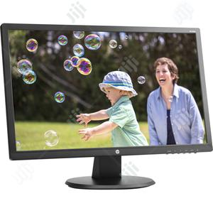 HP Monitor 24'' | Computer Monitors for sale in Lagos State, Ikeja