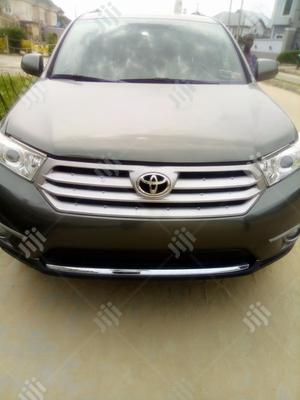 Toyota Highlander 2003 Green | Cars for sale in Lagos State, Amuwo-Odofin
