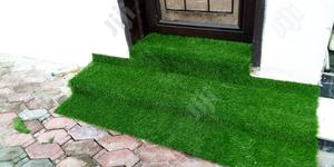 New & Quality Artificial Green Astro Turf Carpet Grass.   Garden for sale in Lagos State, Ikorodu