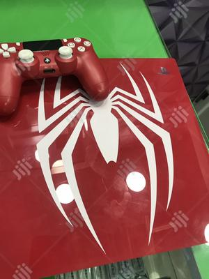 Ps4 Pro Spider Edition Red 1TB | Video Game Consoles for sale in Lagos State, Ikeja