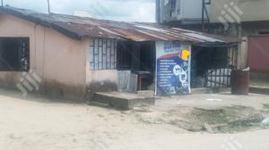 For Sale: 2 Shops With Big Land Behind At Akpan Etuk In Uyo Metropol | Commercial Property For Sale for sale in Akwa Ibom State, Uyo