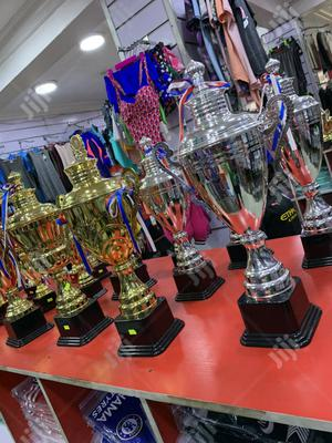 Set Of Gold And Silver Trophy   Arts & Crafts for sale in Lagos State