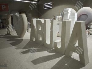 Polystyrene Artworks and Signages | Manufacturing Services for sale in Abuja (FCT) State, Kubwa