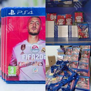 Sony PS4 - FIFA 20   Video Game Consoles for sale in Abuja (FCT) State, Galadimawa