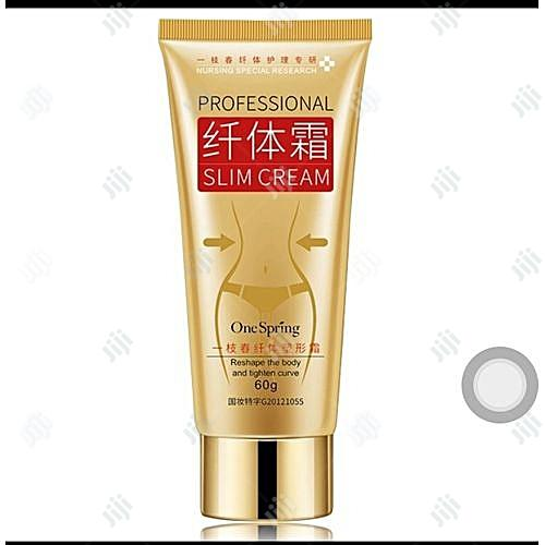 One Spring Professional Weight Loss Slimming Cream | Bath & Body for sale in Surulere, Lagos State, Nigeria