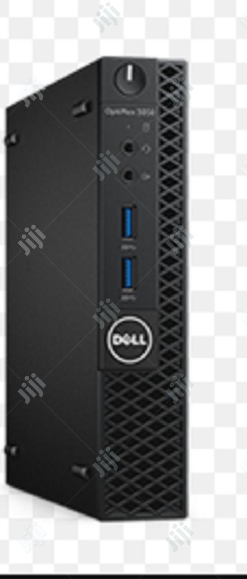 New Desktop Computer Dell OptiPlex 3050 8GB Intel Core i5 HDD 500GB   Laptops & Computers for sale in Ikeja, Lagos State, Nigeria