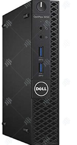 New Desktop Computer Dell OptiPlex 3050 4GB Intel Core i3 HDD 500GB   Laptops & Computers for sale in Lagos State, Ikeja