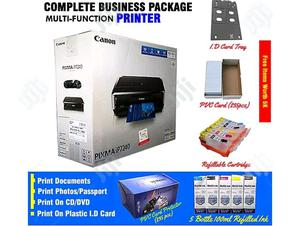 Canon PIXMA IP7240 Complete Business Package   Printers & Scanners for sale in Lagos State, Ikeja