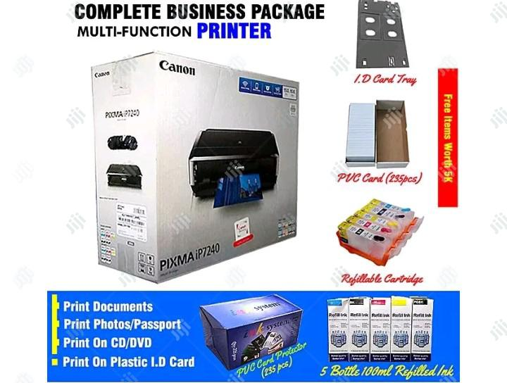 Canon PIXMA IP7240 Complete Business Package