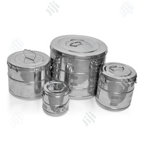 One Set Dressing Drum/ Sterilizing Drum | Medical Supplies & Equipment for sale in Lagos State, Mushin