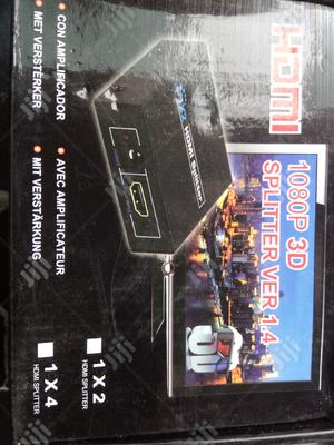 Hdmi Splitter 2way | Accessories & Supplies for Electronics for sale in Lagos State, Ikeja