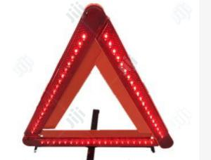 Electronic Triangle Warning Sign By Hs   Safetywear & Equipment for sale in Katsina State, Katsina