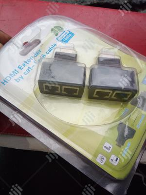 Hdmi Extender Cat5e/6 Cable 30m | Accessories & Supplies for Electronics for sale in Lagos State, Ikeja