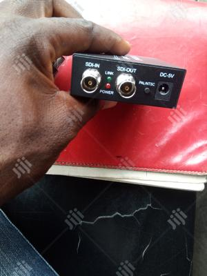 3G SDI to Av (Sdi to Generic)   Accessories & Supplies for Electronics for sale in Lagos State, Ikeja