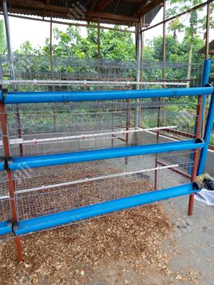 Broiler Battery Cages Available For Sale | Farm Machinery & Equipment for sale in Oyo State, Ibadan