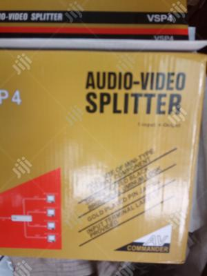 Av Splitter 4way | Accessories & Supplies for Electronics for sale in Lagos State, Ikeja
