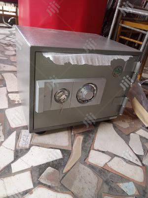 Imported Executive Portable Fireproof Metal Safe | Safetywear & Equipment for sale in Lagos State, Ajah