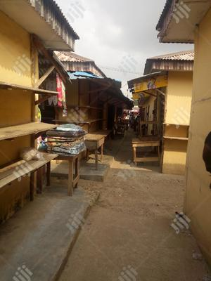 8/9 Feet and 8/16 Feet Shops in Sabo Market | Commercial Property For Sale for sale in Lagos State, Ikorodu