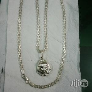 Solid ITALY 925 Tested Silver Carpet With Egyptian | Jewelry for sale in Lagos State, Lagos Island (Eko)